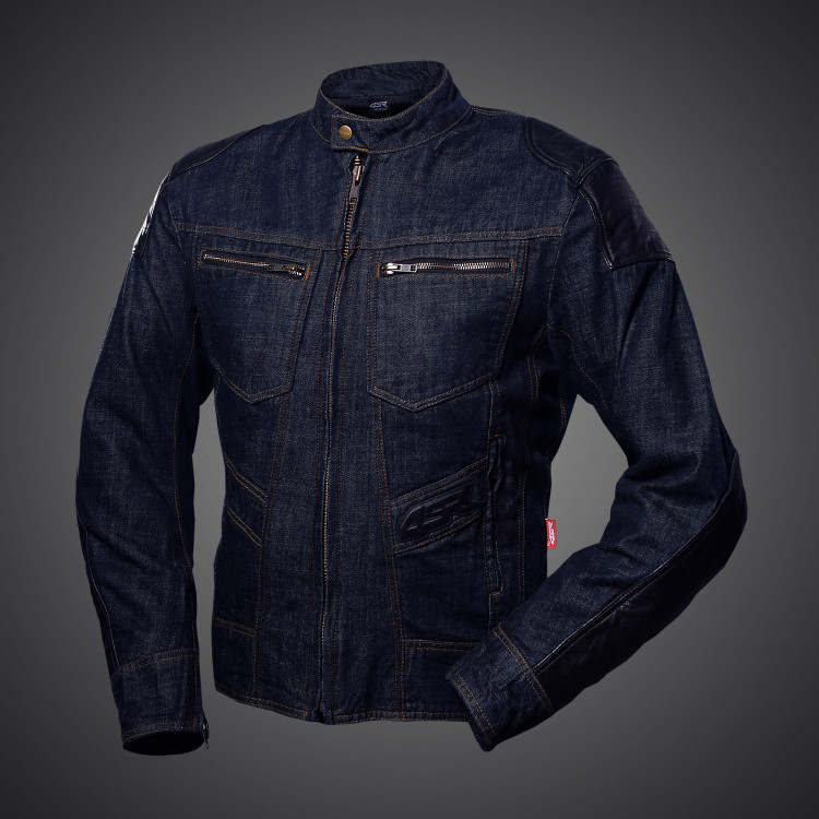 Rowdie Denim Jacket