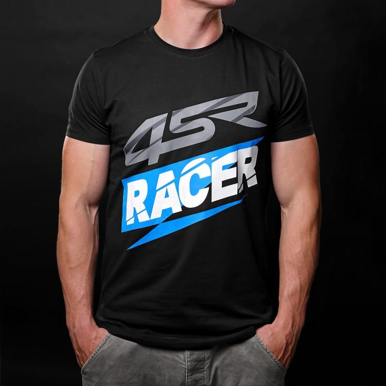 Tričko Racer Black