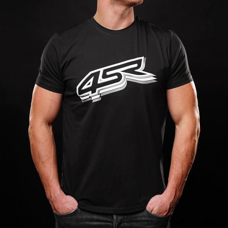 Tričko Logo Black