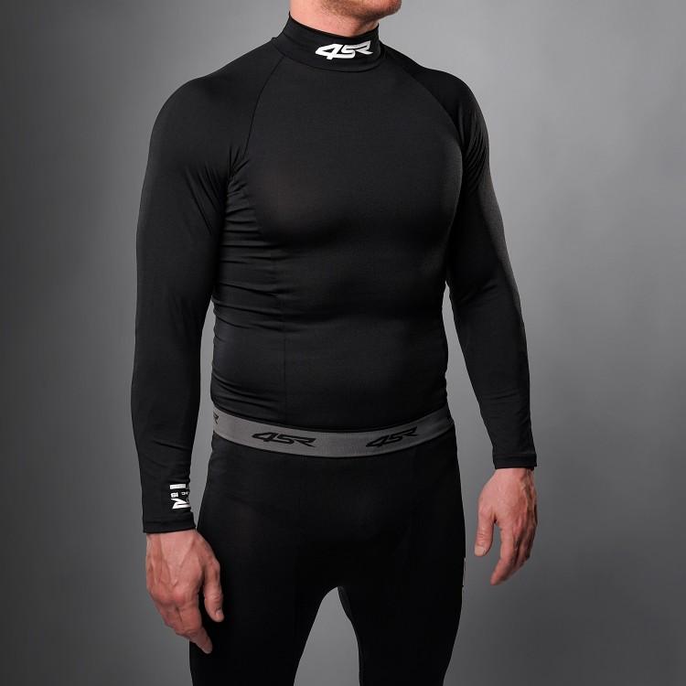 Funkčné tričko Six-Pack Black