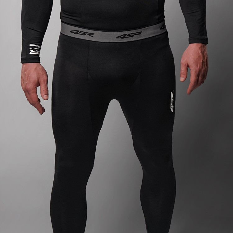 Funkčné nohavice Six-Pack Black