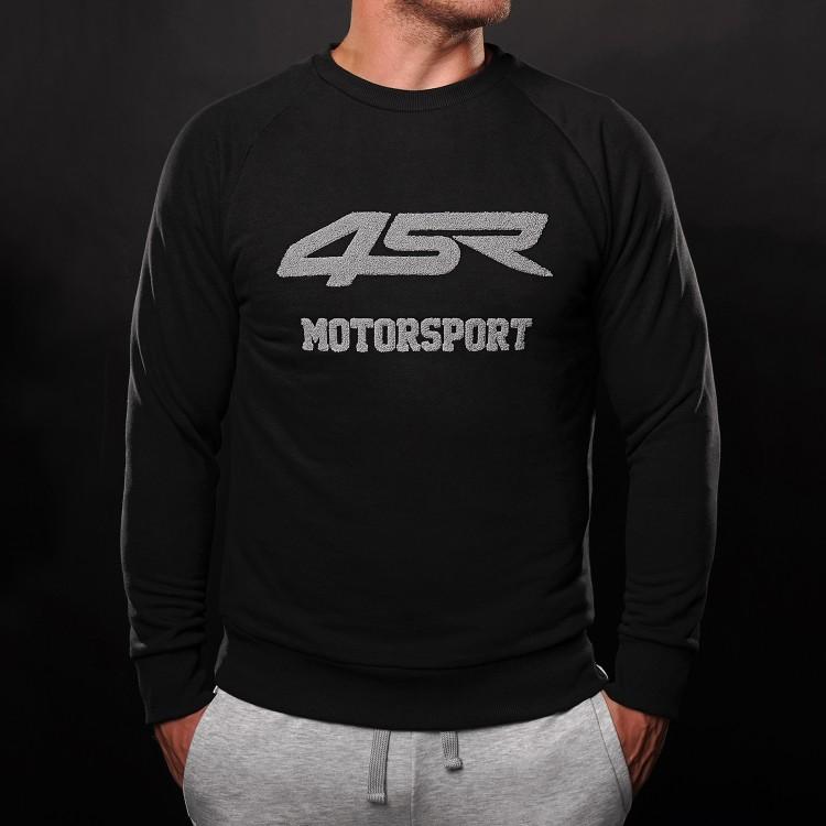 Mikina Motorsport Black