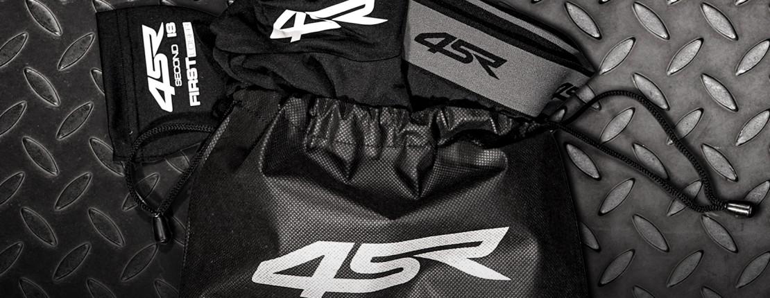 4SR funkcni pradlo Six-Pack Black