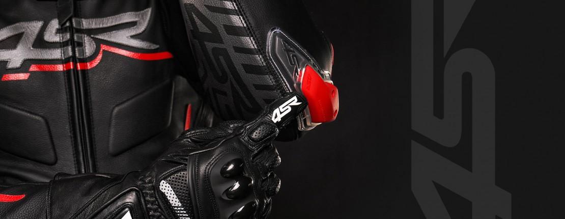 4SR rukavice na motorku Sport Cup 3