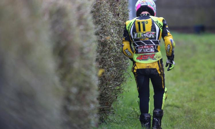 4SR Crash test - BSB James Ellison