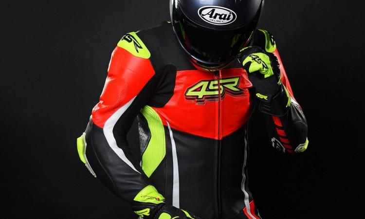 4SR kombineza Racing Neon AR Airbag Ready 5
