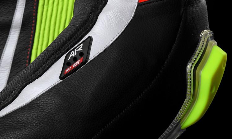 4SR kombineza Racing Neon AR Airbag Ready 6