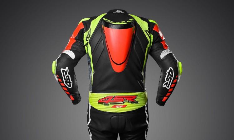 4SR kombineza Racing Neon AR Airbag Ready 3