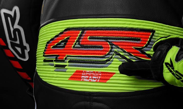 4SR kombineza Racing Neon AR Airbag Ready 7
