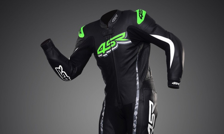 Kvalitní motocyklové oblečení 4SR - jednodílná kombinéza Monster